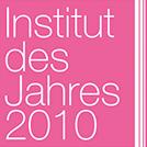 auszeichnung-institut-des-jahres-2010
